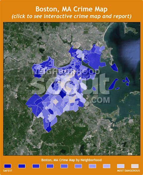 crime tracker boston ma crime rates and statistics neighborhoodscout