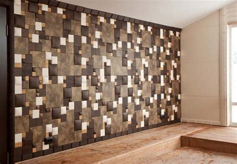 interior wall cladding ideas soft wall tiles and decorative wall paneling functional