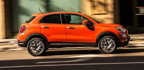 fiat 500 x crossover fiat 500x awd crossover from fiat