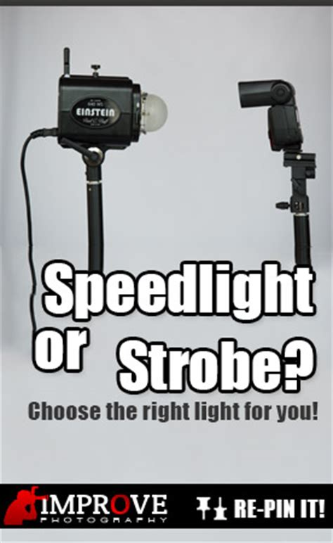 how to set up strobe lights for photography