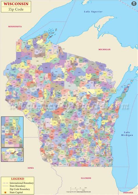 zip code map hton roads buy wisconsin zip codes map