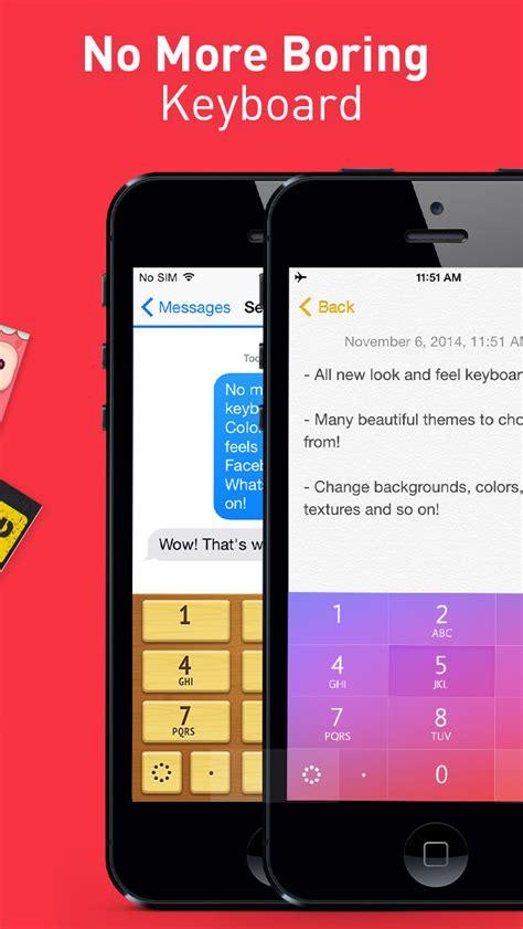 keyboard themes for iphone 6 color keyboard themes pro new keyboard design