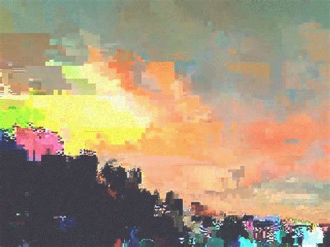 gif format compression beachwood canyon glitch gif by sarah zucker find share
