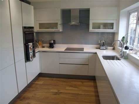 glossy lacquer with natural wood kitchen design vitrea this white on white kitchen has a very light and fresh