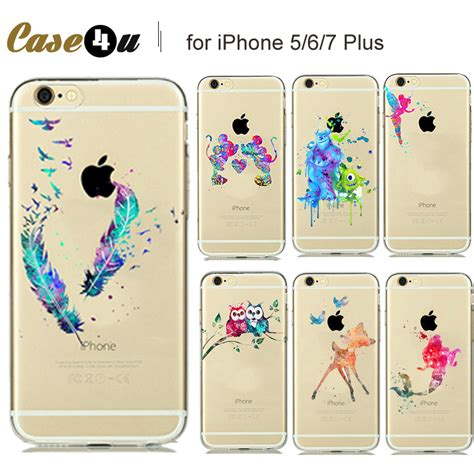 Iphone 6 6s Disney Korean 360 Soft Silicone Back Cover popular disney iphone cases buy cheap disney iphone cases