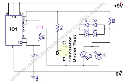 transistor darlington exercice schematic transistor