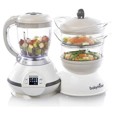 Babymoov Food Processor Nutribaby babymoov food processor nutribaby babyonline