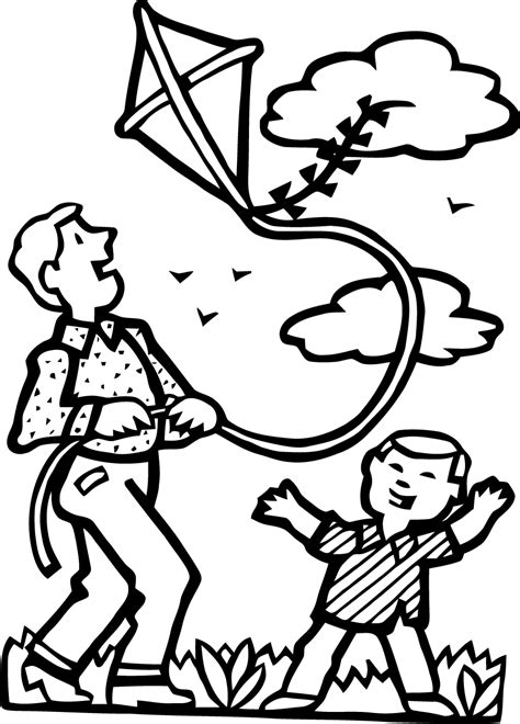 printable coloring pages kites free printable kite coloring pages for kids