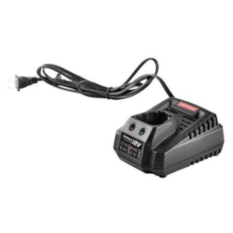 craftsman battery charger craftsman nextec 320 10006 12v lithium ion battery charger