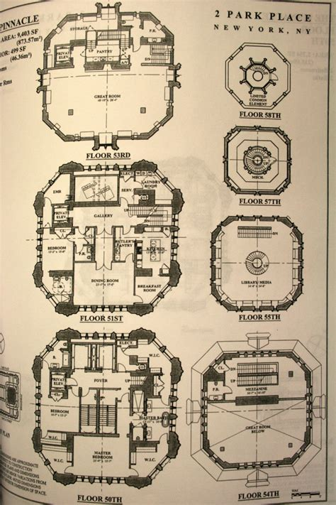 woolworth mansion floor plan 110m woolworth penthouse pricing confirmed new floor