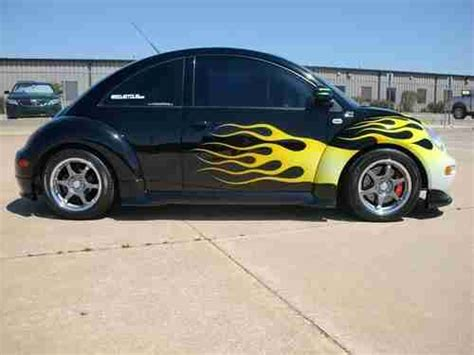Volkswagen Beetle Turbo Kit by Purchase Used 1999 Vw Beetle Bug 48k Invested Apr