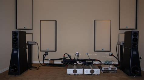 dedicated listening room may s project a dedicated listening room for a 150k stereo rig acoustic frontiers