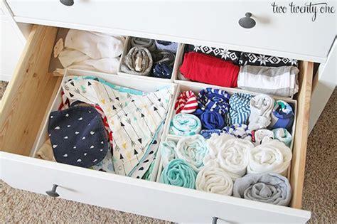 Organize Baby Dresser by 1000 Ideas About Organizing Baby Dresser On