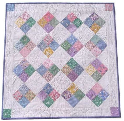 Free Patterns Baby Quilts by Summer Quilt Pattern