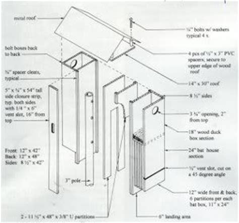 bat house plans pdf bat house plans pdf 28 images bat house plans free bat house plans 27 bat house