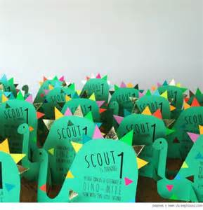 81 best images about themes dinosaur party on pinterest