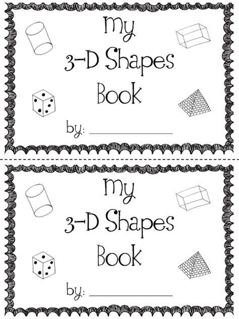 my shapes book learn 2d 3d shapes picture book with matching objects ages 2 7 for toddlers preschool kindergarten fundamentals series books mrs prince and co 3 d shapes book