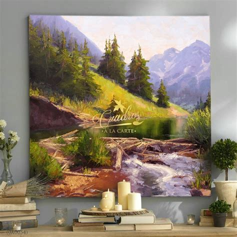 cuadros al oleo de paisajes cuadros decorativos al 211 leo cuadros paisajes c054