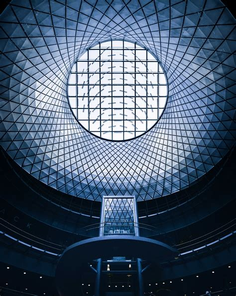 space pattern in indonesia free images light architecture glass building