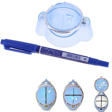 Popular Golf Ball Marker Template Buy Cheap Golf Ball Marker Template Lots From China Golf Ball Golf Marker Template
