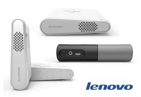 Lenovo Proyektor lenovo announces a pocket projector that displays up to 110 inches with 50 lumen shine lowyat net