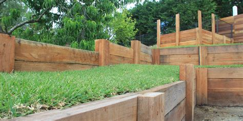 Treated Hardwood Sleepers by Treated Pine Sleepers Melbourne Hardwood Timber Sleepers