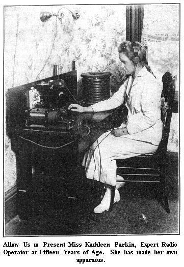 Gladys Kathleen Parkin - Wikipedia