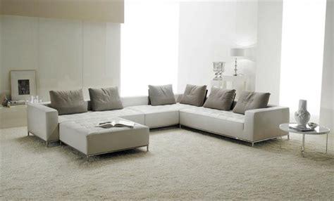 Kursi Ruang Keluarga Duplak Polos desain interior rumah minimalis warna putih informasi