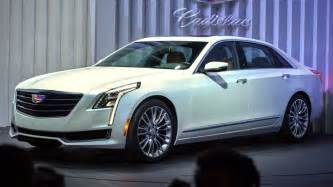 Cadillac Auto 2016 Cadillac Ct6 Phev Picture 627592 Car Review Top