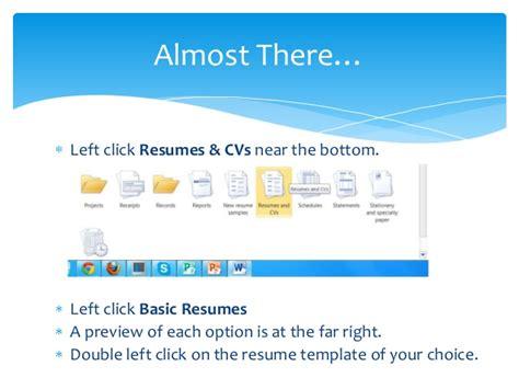 word resume template 2010 jalcine me