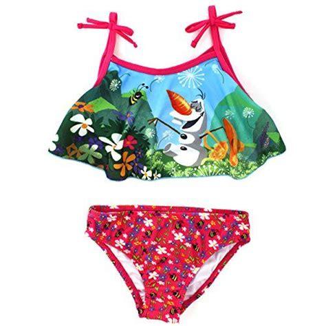 Swimwear Frozen Kode E frozen elsa olaf swimwear 6x pink olaf disney http www dp