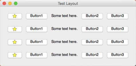qt layout hbox python pyqt4 how to shrink the layout on mac osx