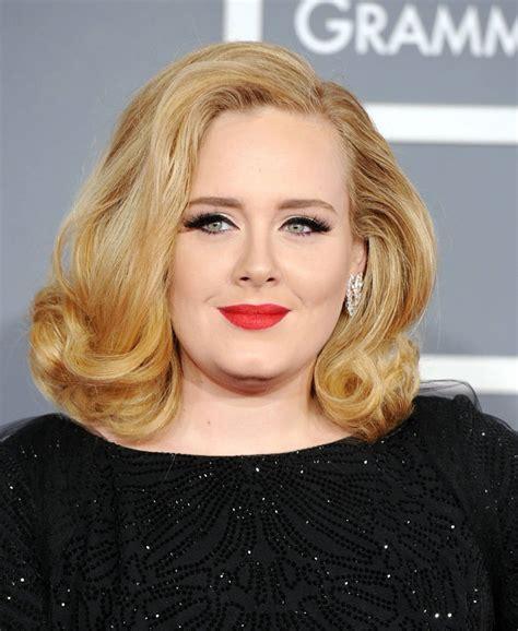 Makeup Adele adele without make up itsjustshowbiz