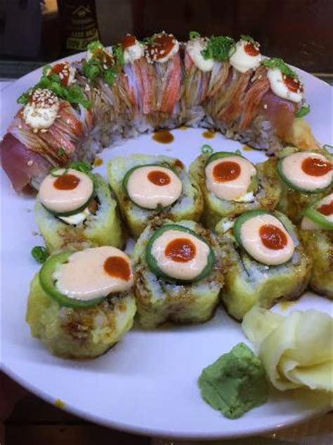 tai sushi house 10 best restaurants near hton inn and suites indianapolis fishers