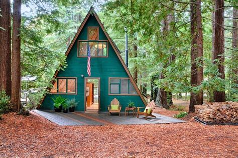 Cabin Cing Northern California by 1000 Ideas About A Frame Cabin On A Frame