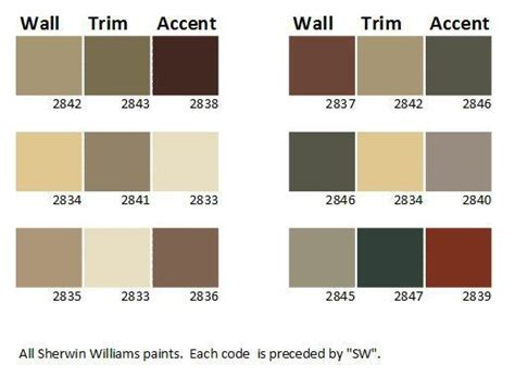 house exterior color schemes craftsman house color palette sherwin williams paints