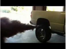800hp duramax Blowin smoke - YouTube Lifted Duramax Diesel Blowing Smoke