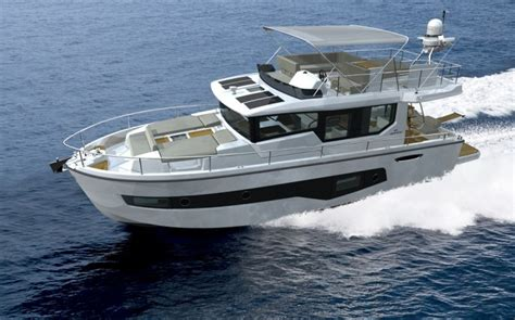 tekne italia yachts solutions marine cranchi 43 eco trawler yachts