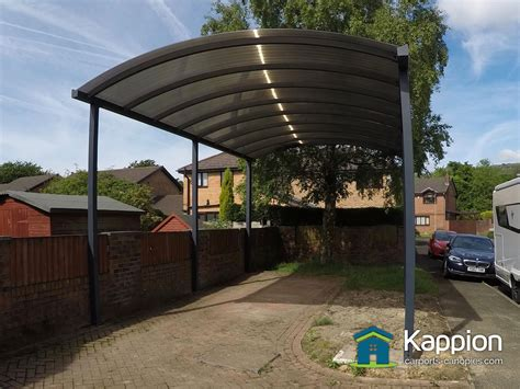 Motorhome Carport by Motorhome Canopy Installed Manchester Kappion Carports