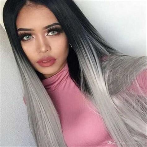 X Pert Colour Hair Spray Black Pewarna Rambut Temporary 75ml front lace wig ombre grey end 12 1 2017 4 31 pm