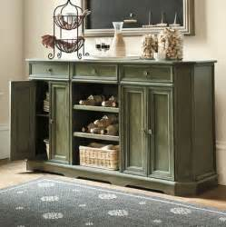Dining Room Sideboard Designs Grandezza Console Warm Green Traditional Buffets And
