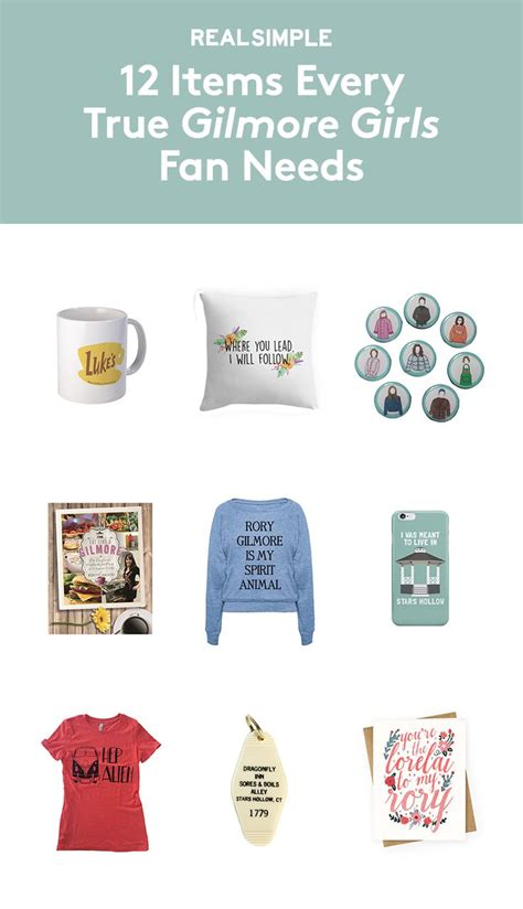 gifts for gilmore fans 12 items every true gilmore girls fan needs aliens