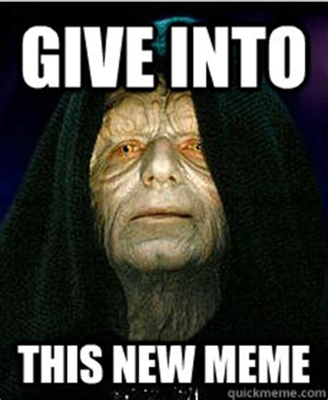 Darth Sidious Meme - image gallery tempting meme