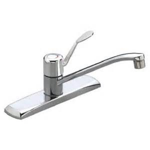 Moen Single Handle Kitchen Faucet Leaking Moen Single Handle Faucet Repair Faucets Reviews