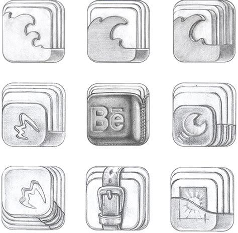 design app icon sketch behance portfolio app icon on behance