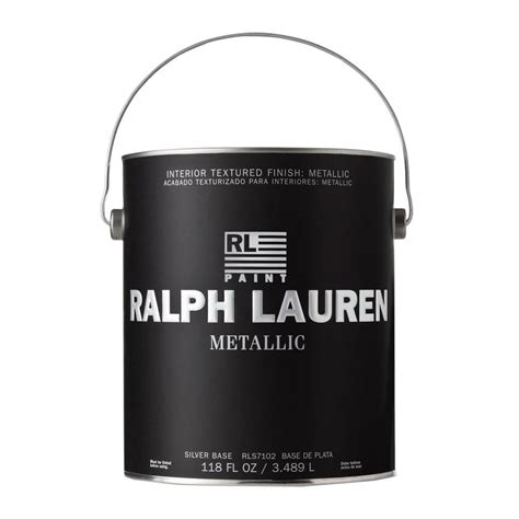 ralph 1 gal silver metallic interior specialty finish rls7102 01 the home depot