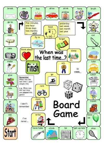 printable board games for young learners 55 best young learners images on pinterest english