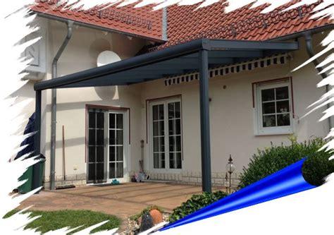 terrassenüberdachung glas stahl rauser fenster t 252 ren aus metall wernigerode