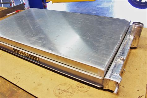 aluminum fan shroud fabrication shroud fabrication