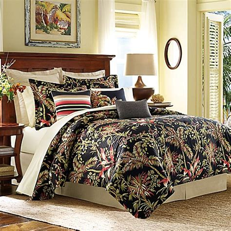 tommy bahama king comforter buy tommy bahama 174 jungle drive california king comforter